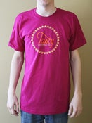 Image of WILD CARD Raspberry Logo Shirt