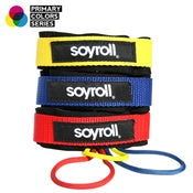Image of Soyroll - Fins Leashes - Primary Colors LTD