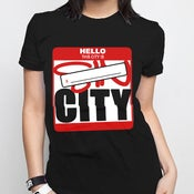 Image of &quot;This City&quot; Women's(Black)