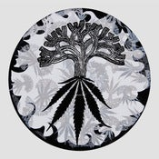 Image of Chea Trees Black & Silver LP