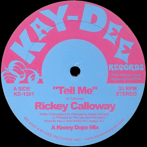 Image of KD1201-RICKEY CALLOWAY