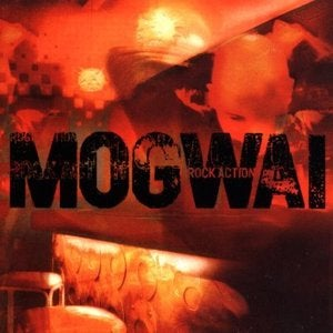 "Image of Mogwai ""Rock Action"" CD"