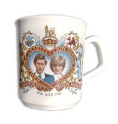 Image of ROYAL WEDDING MUG