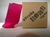 Image of Pink Indiana Soap