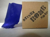 Image of Purple Indiana Soap