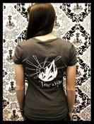Image of Ride a Bike...Take a Hike Ladies Tee