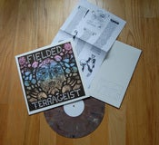 "Image of Fielded ""Terrageist"" LP         Back in Stock!!!!"