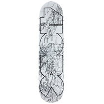 Image of MAPS skate deck