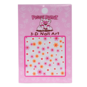 Image of Piggy Paint 3-D Nail Art