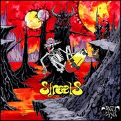 Image of S.T.R.E.E.T.S. - Invaders From Gnars CD