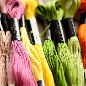 Image of Cosmo Embroidery Floss