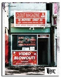 Image of CLOUT MAGAZINE ISSUE 02