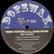 Image of DW072-TERRY HUNTER