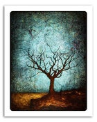"Image of 8x10"" Paper Print - Horizon Series - Dormant Tree 1"