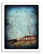 "Image of 8x10"" Paper Print - Hollywood Series - Hollywood Sign"