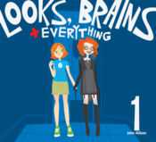Image of Looks Brains &amp; Everything (SGR Book 1) ebook