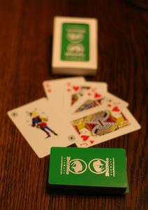 Image of Buffalo Playing Cards