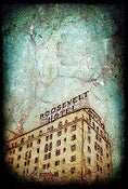 Image of Magnet - Hollywood Series - Roosevelt Hotel
