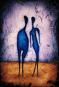 Image of Magnet - Horizon Series - Couple
