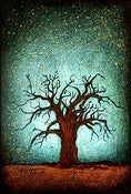 Image of Magnet - Horizon Series - Baobab Tree 1