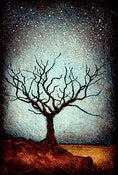 Image of Magnet - Horizon Series - Dormant Tree 1