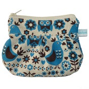 Image of Blue Birds Purse