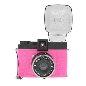 Image of Lomography Diana F+ Mr Pink (with Flash)