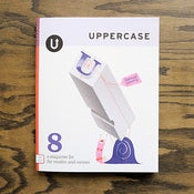 Image of Uppercase Magazine : Issue 8