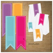 Image of Labels | Ribbon<BR>{Miami Candy}
