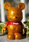 "Image of 3"" Golden Pooh Vinyl Custom"