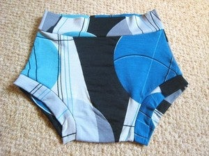 Image of Boy cut brief unisex underwear pattern 2T/3T/4T/5Y/6Y - PDF