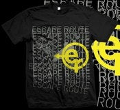 Image of Escape Route Logo (Black)