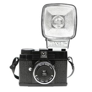 Image of Lomography Diana Mini Petite Noire (with Flash)