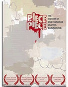 Image of PIECE BY PIECE DVD