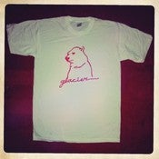 Image of glacier bear t-shirt boy's to men's