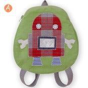 Image of backpack - robot