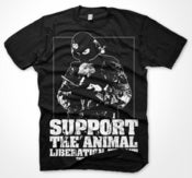 Image of SUPPORT YOUR TROOPS TSHIRT