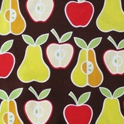 Image of Apples & Pears in Brown