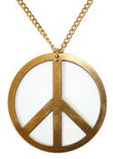 Image of Peace Out (GOLD &amp; SILVER!)