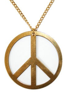 Image of Peace Out (GOLD & SILVER!)