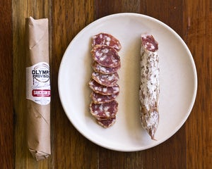 Saucisson Sec - $10