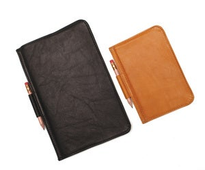 Image of WRITER - Moleskine Compatible Leather Notebook (LG)