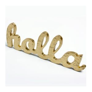 Image of Holla Sign