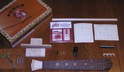 "Image of Tenor Cigar Box Ukulele ""KIT"""