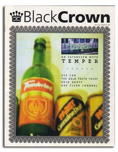 Image of BLACK CROWN #1