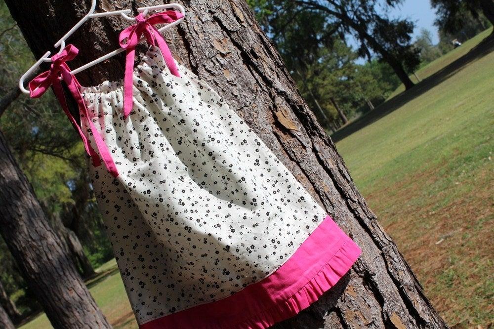 Pillowcase Dress Pattern - Buzzle