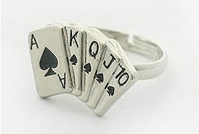 Image of Fun Adjustable Poker Rings
