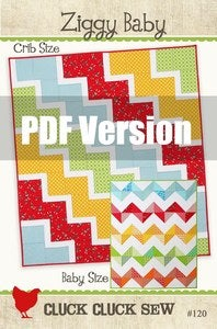 Image of Ziggy Baby Pattern #120, PDF Pattern
