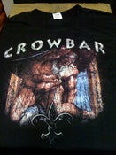 Image of **3XL ONLY** Crowbar Obedience short sleeve t-shirt