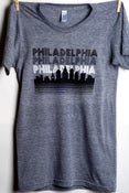 Image of Philadelphia Skyline Men's tee